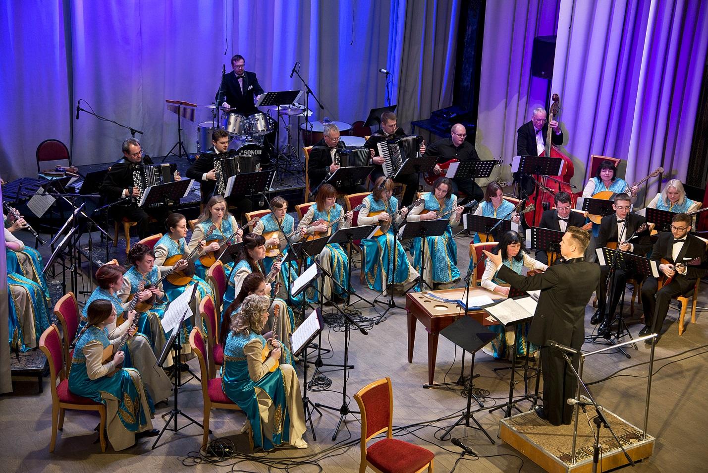 В Твери выступит оркестр русских народных инструментов «Тула»