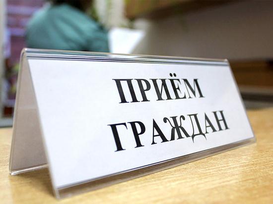 Жителям Краснохолмского района рассказали о часах приема у депутатов