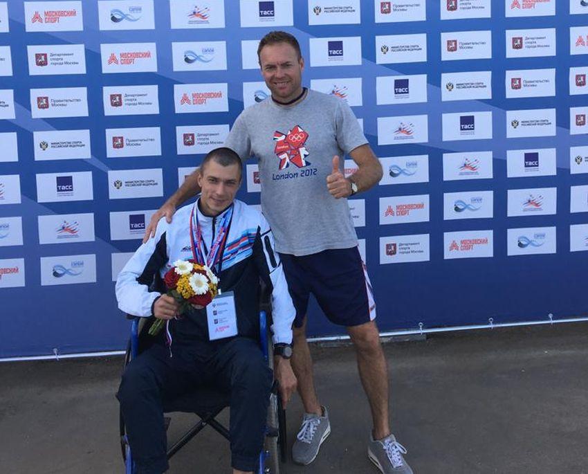 Тверской параспортсмен Антон Федулов взял бронзу на чемпионате России по гребле
