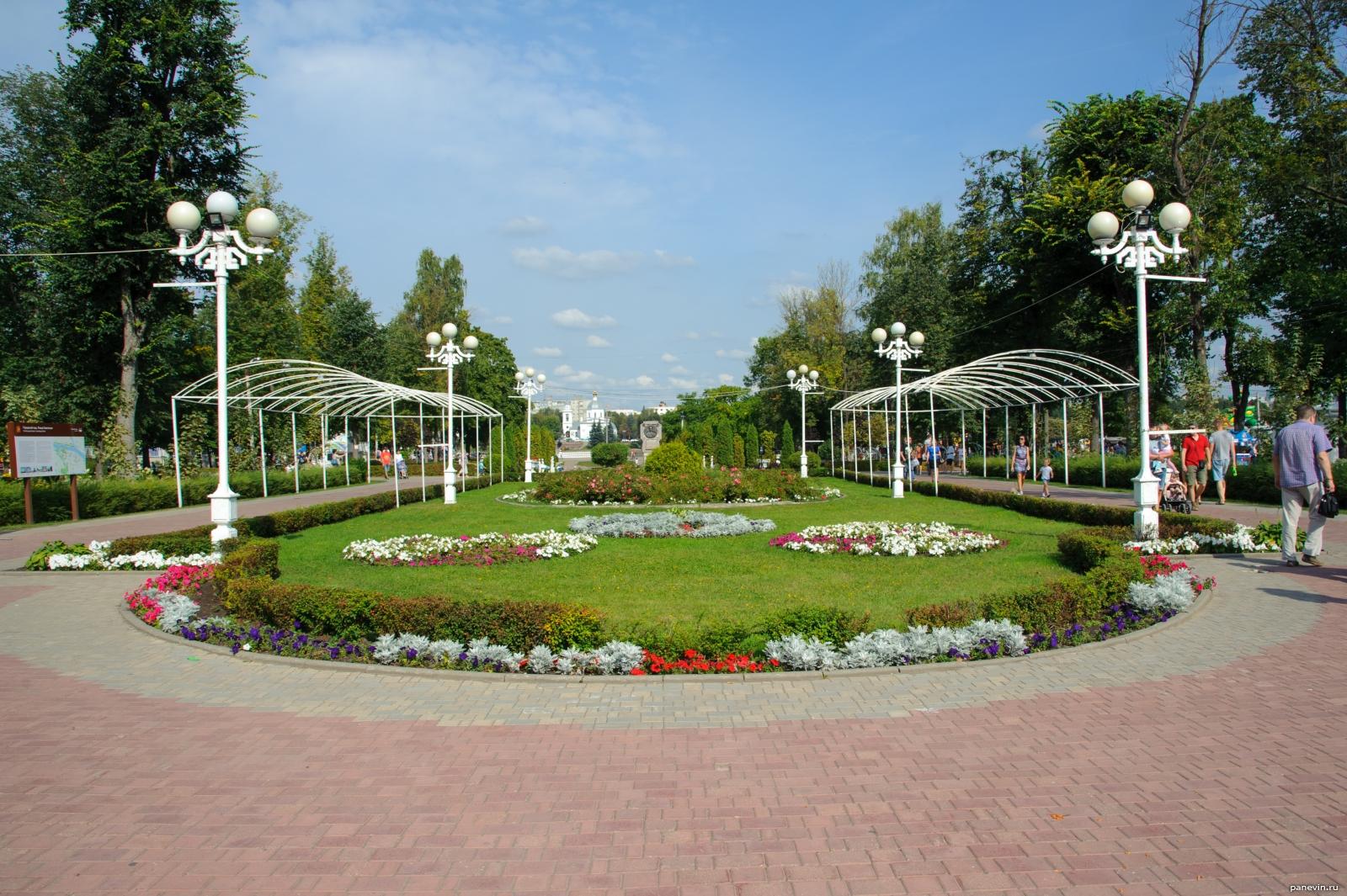 В Городском саду Твери пройдёт Фестиваль уличного кино