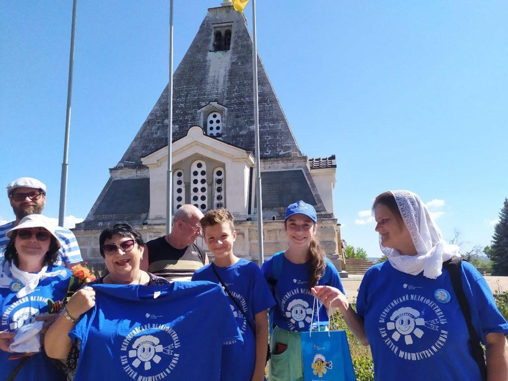 «Свистать всех наверх!», или «Моряна-2020» на крымской земле