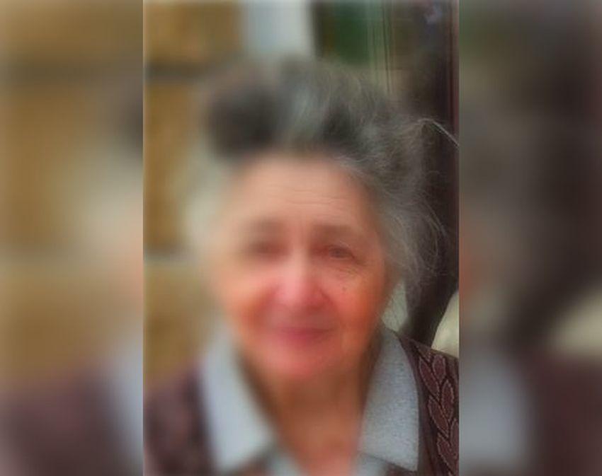 В Твери нашли пожилую женщину