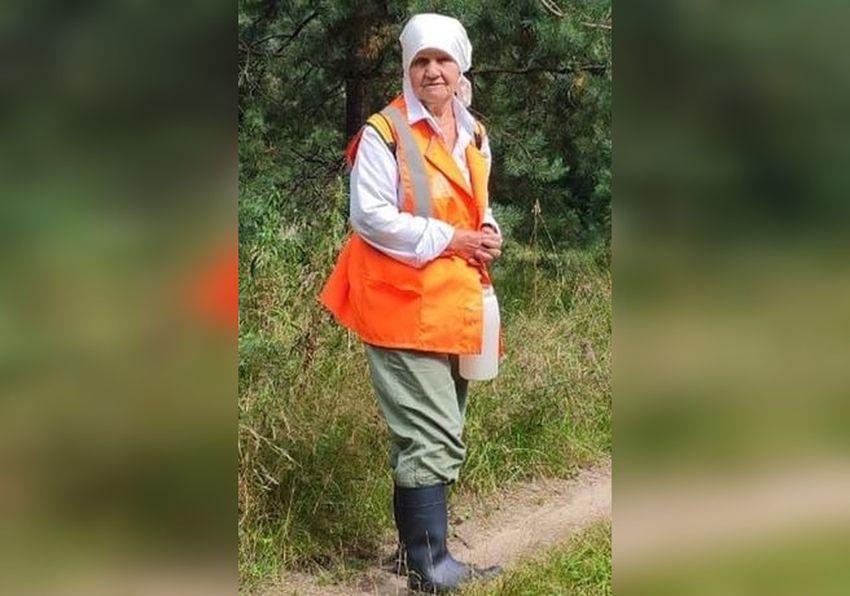 В торжокских лесах потерялась 80-летняя бабушка