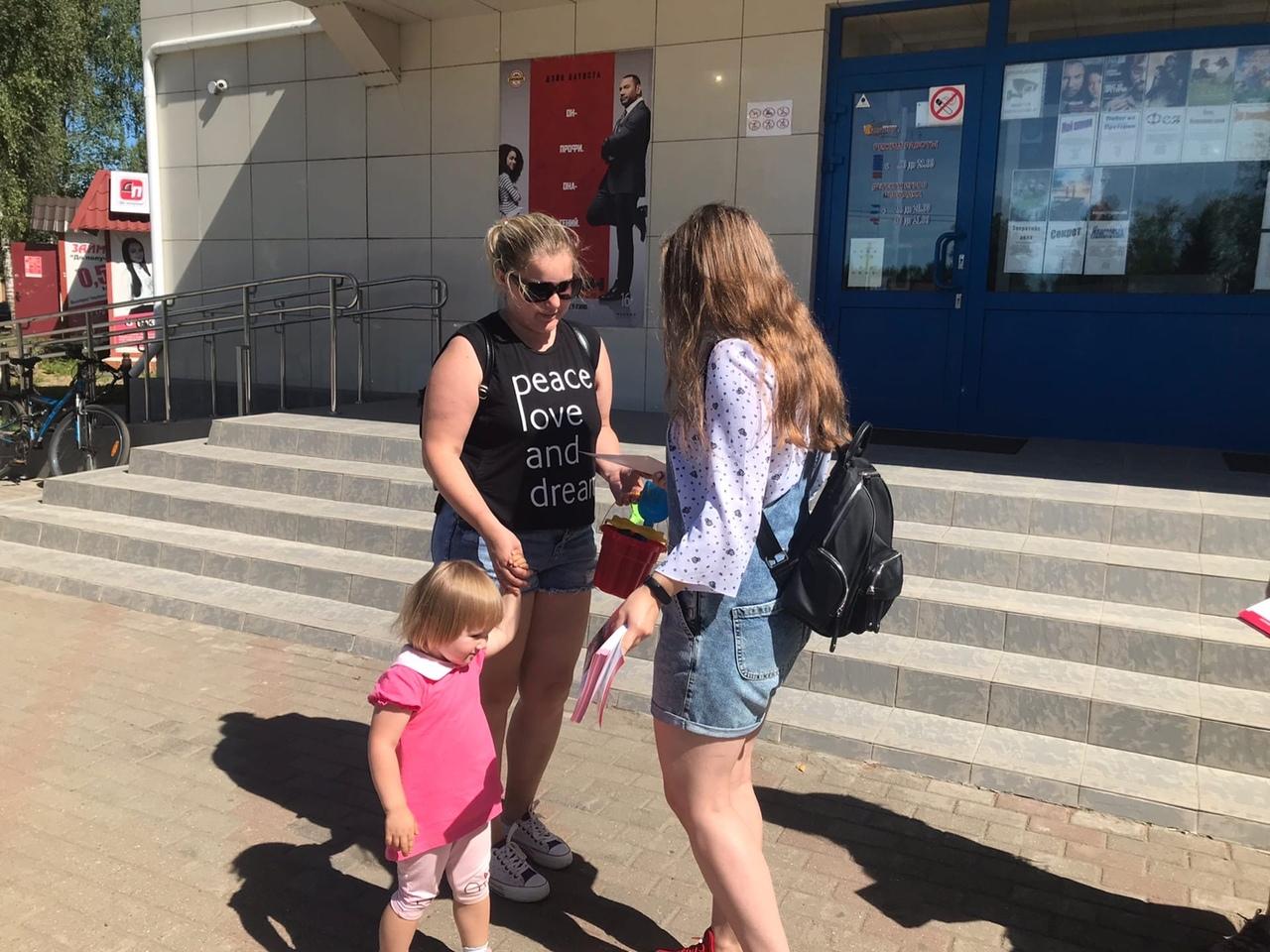 В Нелидовском районе обеспечили безопасность детей на дорогах
