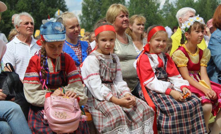 В Тверской области проходит фестиваль карельской культуры