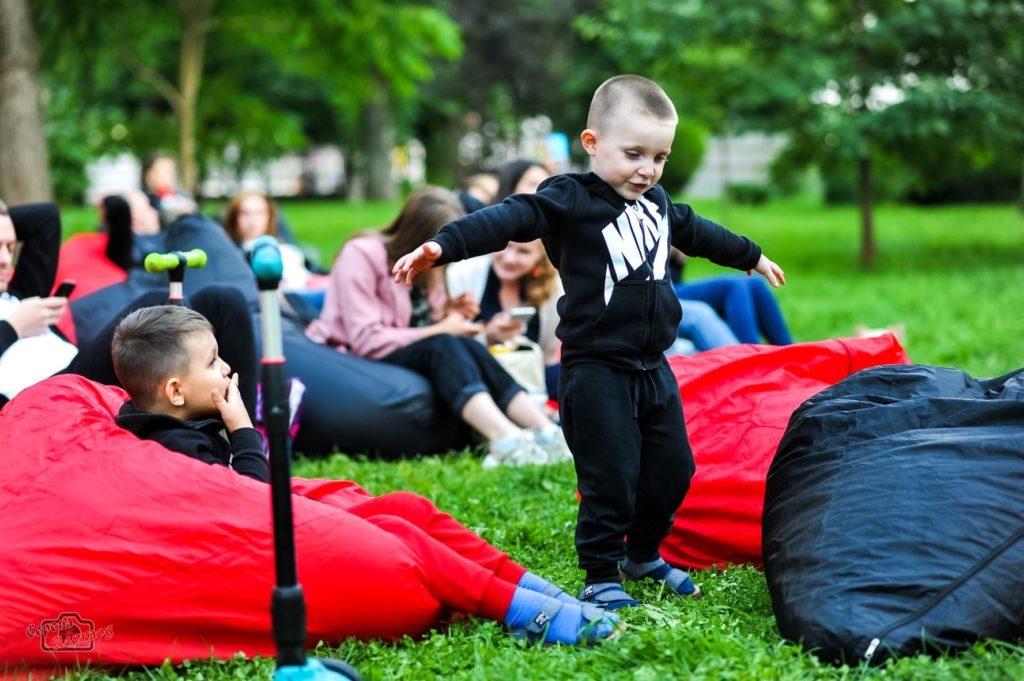 В Твери в городском саду пройдет вечер кино