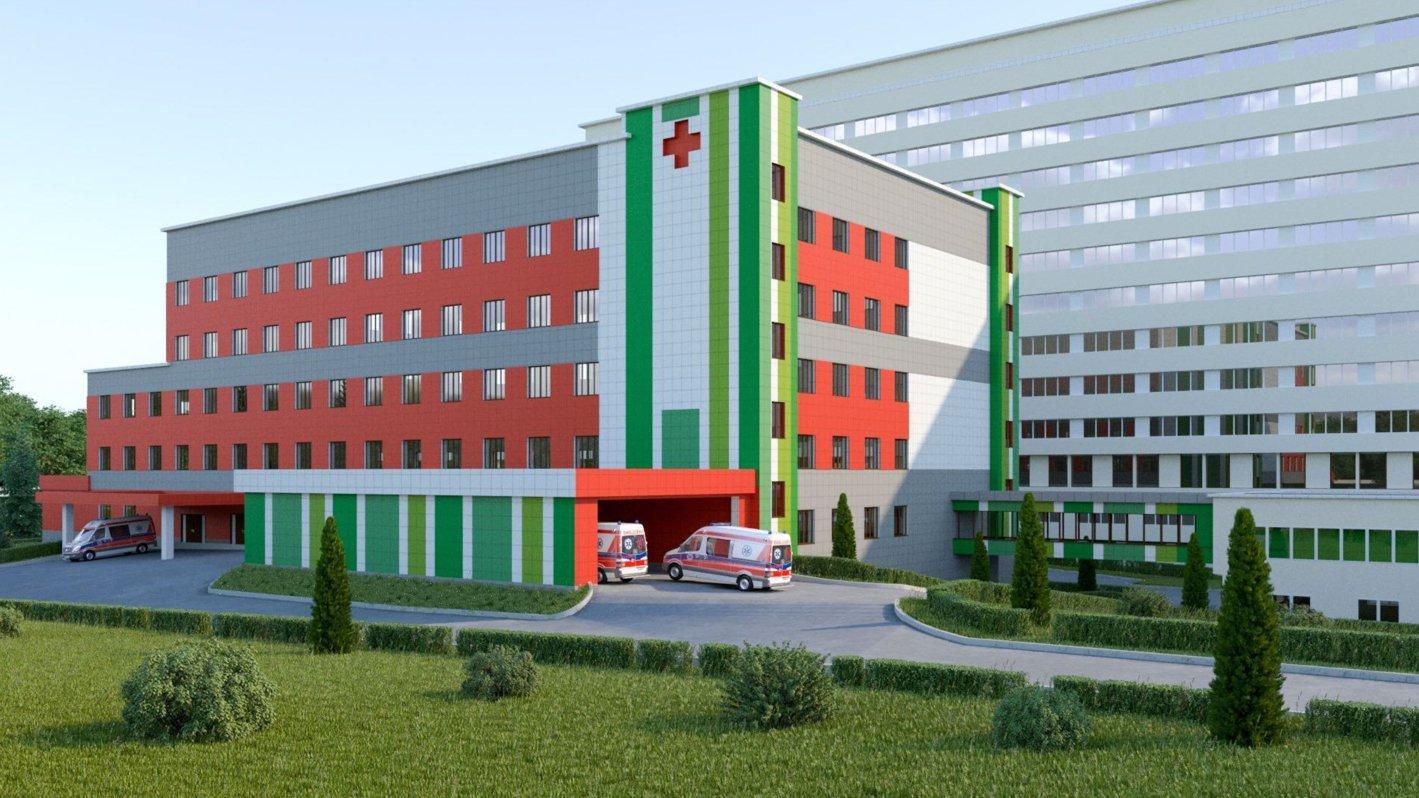 В Тверской области начинается проектирование пяти новых медицинских учреждений