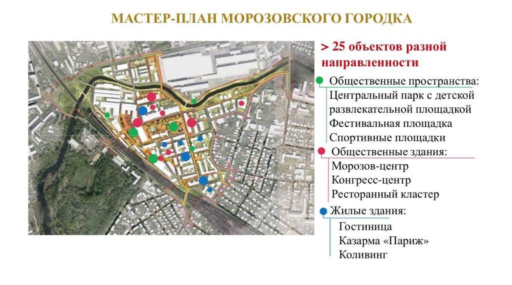Игорь Руденя: «Морозовский городок» станет новым деловым, культурным и туристическим центром города Твери