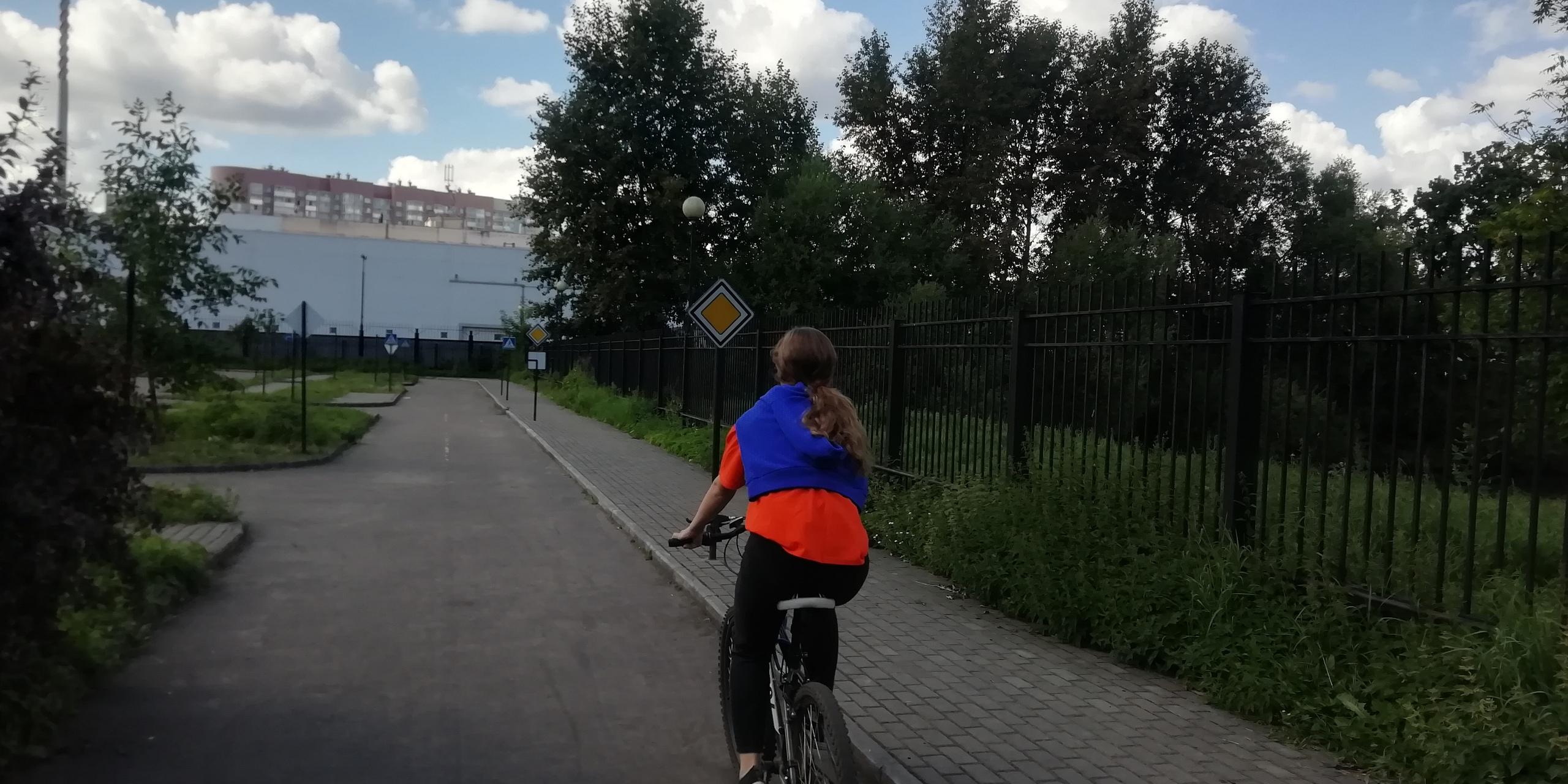 Для юных тверских велосипедистов провели мастер-класс