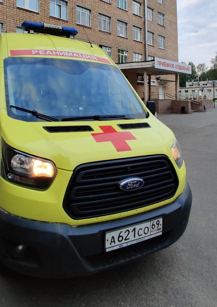 В Тверской области врачи спасли мужчину после клинической смерти
