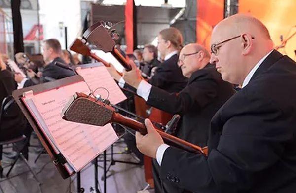 В Твери можно бесплатно послушать оркестр русских народных инструментов