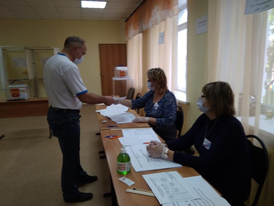Первые избиратели на участках: в Тверской области стартовал Единый День голосования