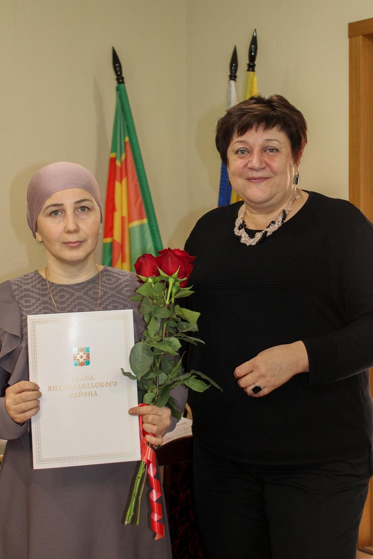 В Лихославльском районе молодые и многодетные семьи получили финансовую помощь