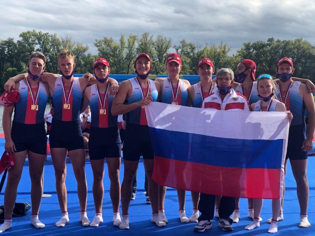 Тверской спортсмен взял золото на чемпионате Европы по академической гребле