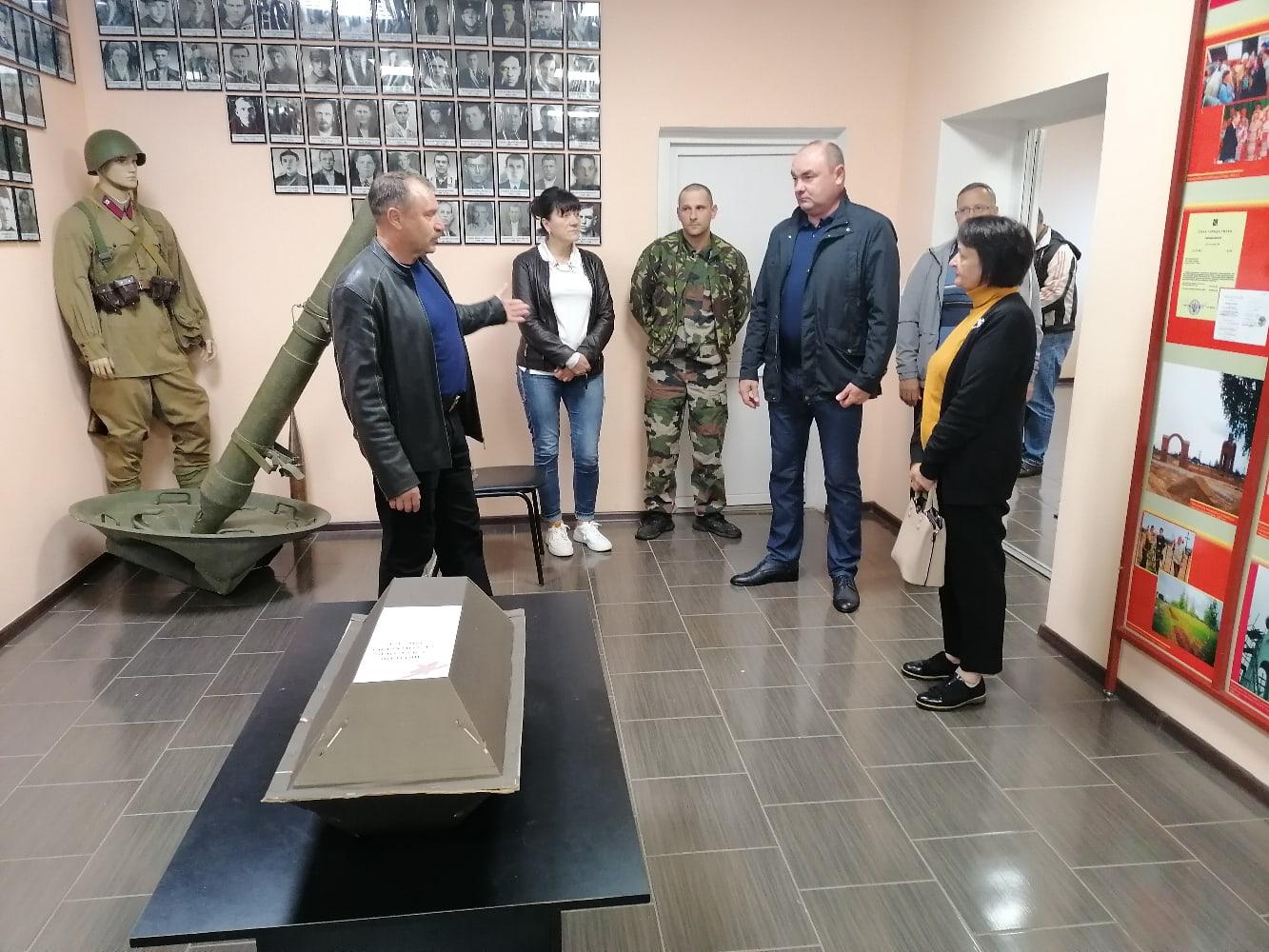 В Ржеве продолжается работа по сохранению имён героев Великой Отечественной войны
