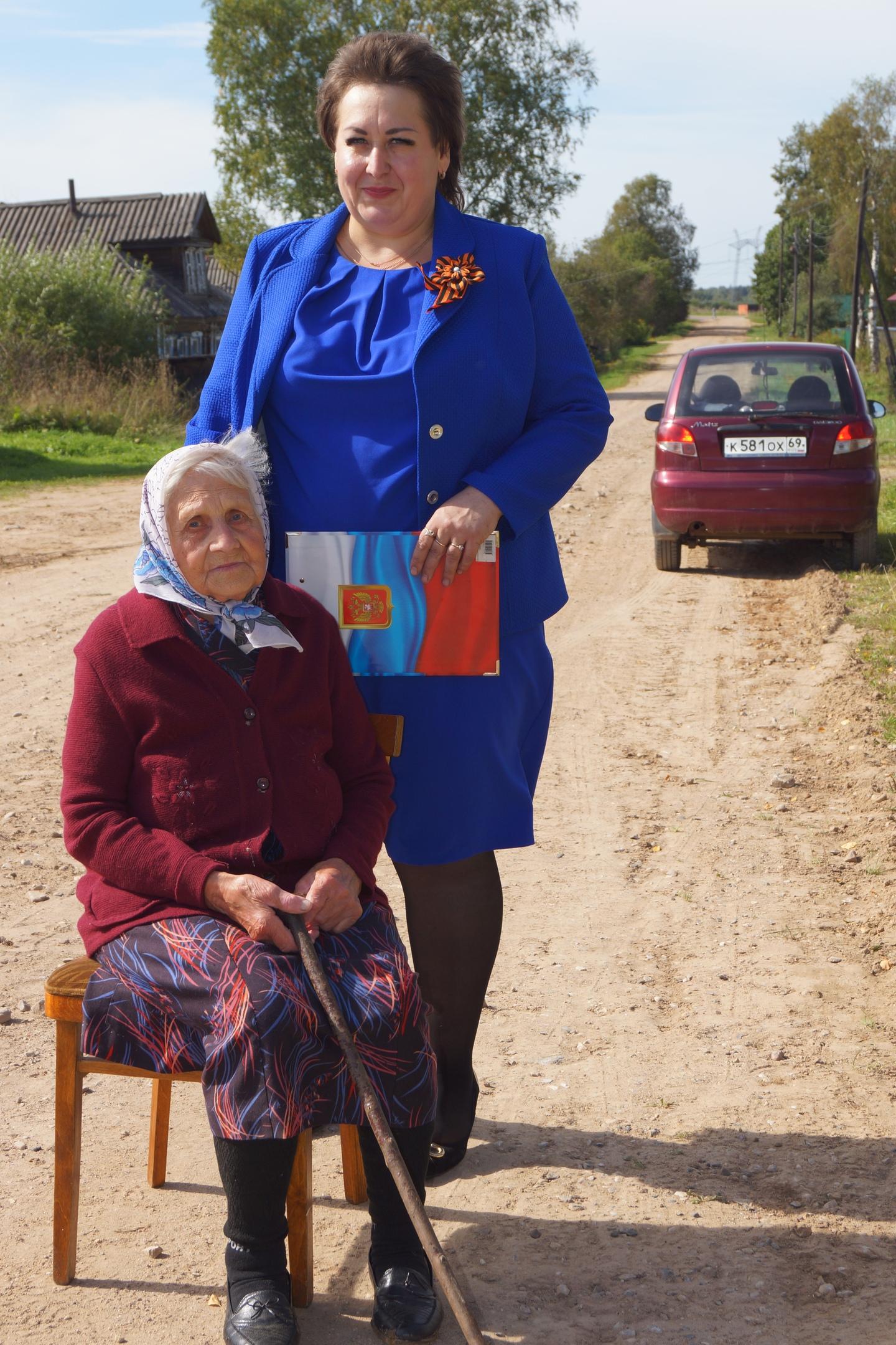 В Лихославльском районе заложили капсулу времени для потомков