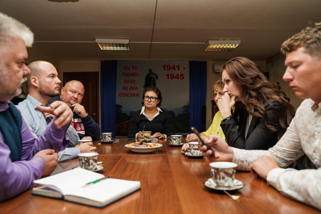 Отгремели выборы: ржевские общественники и журналисты обсудили избирательную кампанию