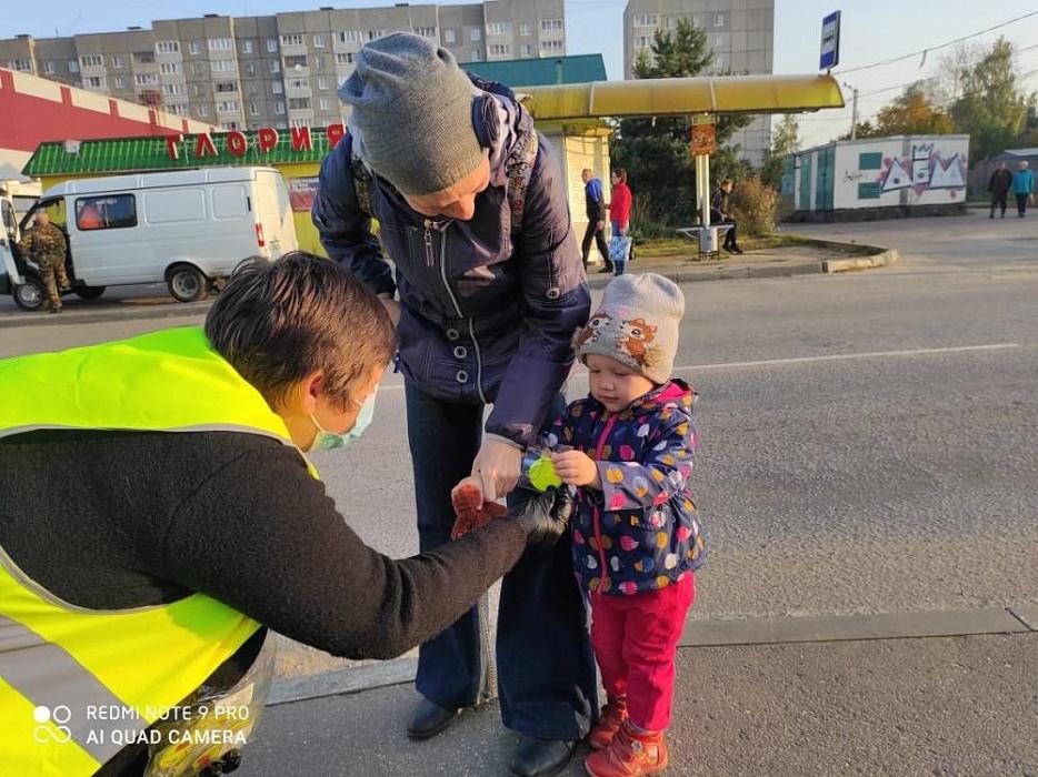 В Конаковском районе прошла акция «Родительский патруль»