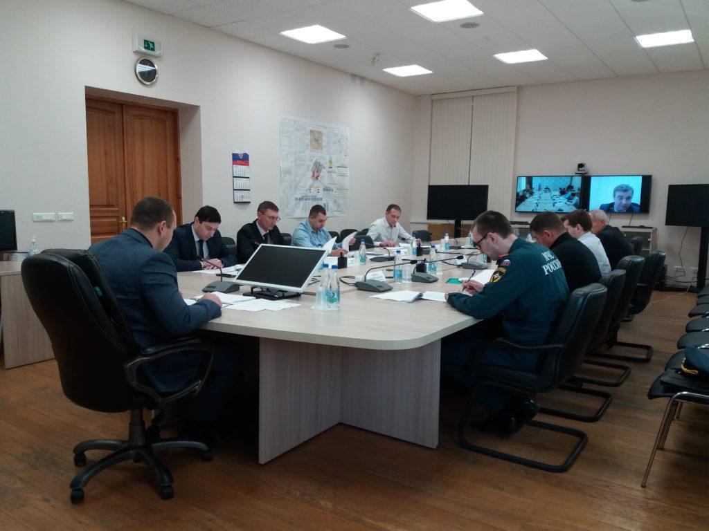 Энергетики тверского филиала «Россети Центр» успешно отработали мероприятия по ликвидации нештатных ситуаций
