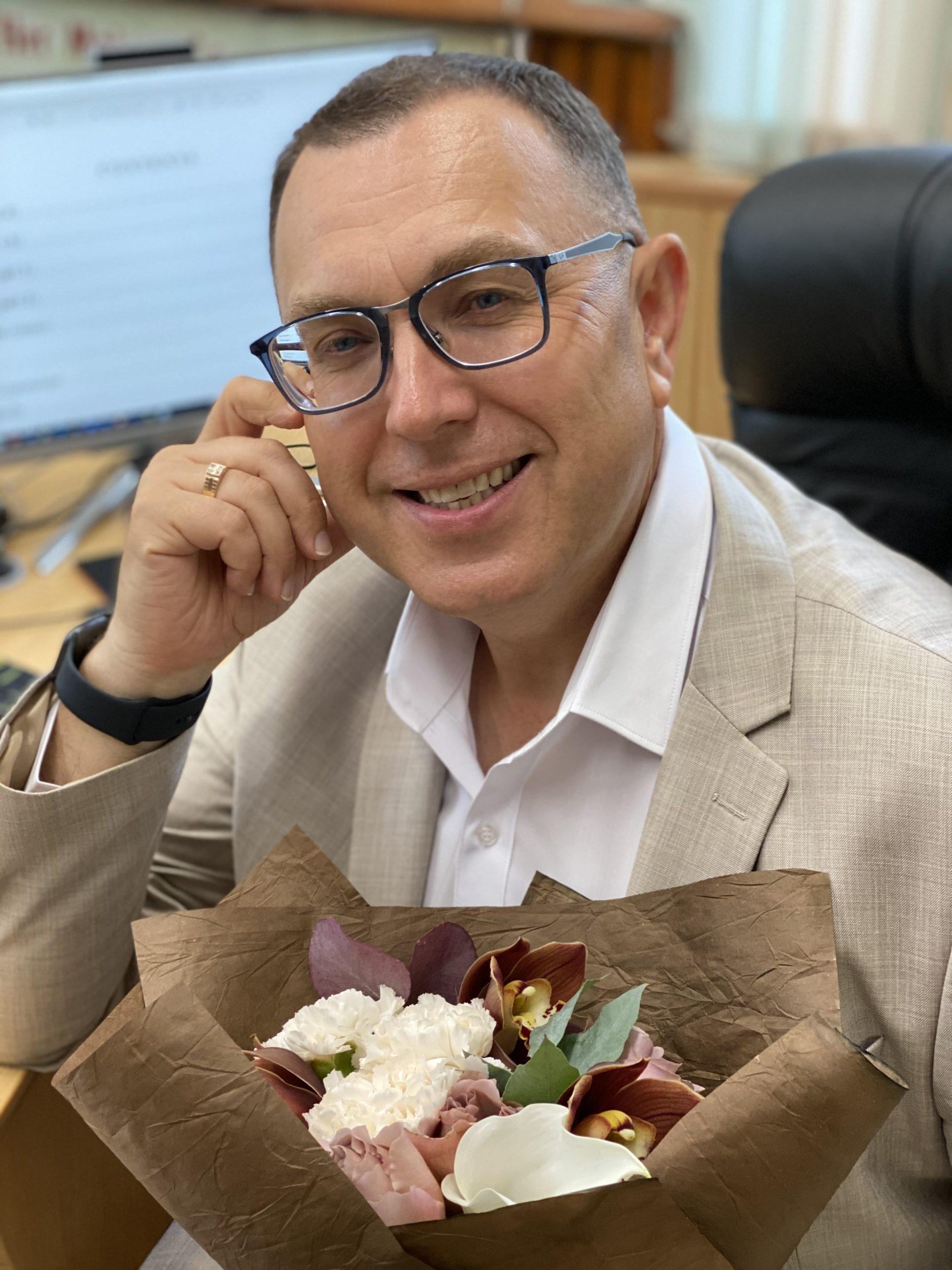 Тверской педагог Андрей Мишин удостоен звания «Народный учитель Российской Федерации»