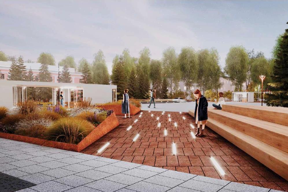 В Нелидово будет создана комфортная городская среда