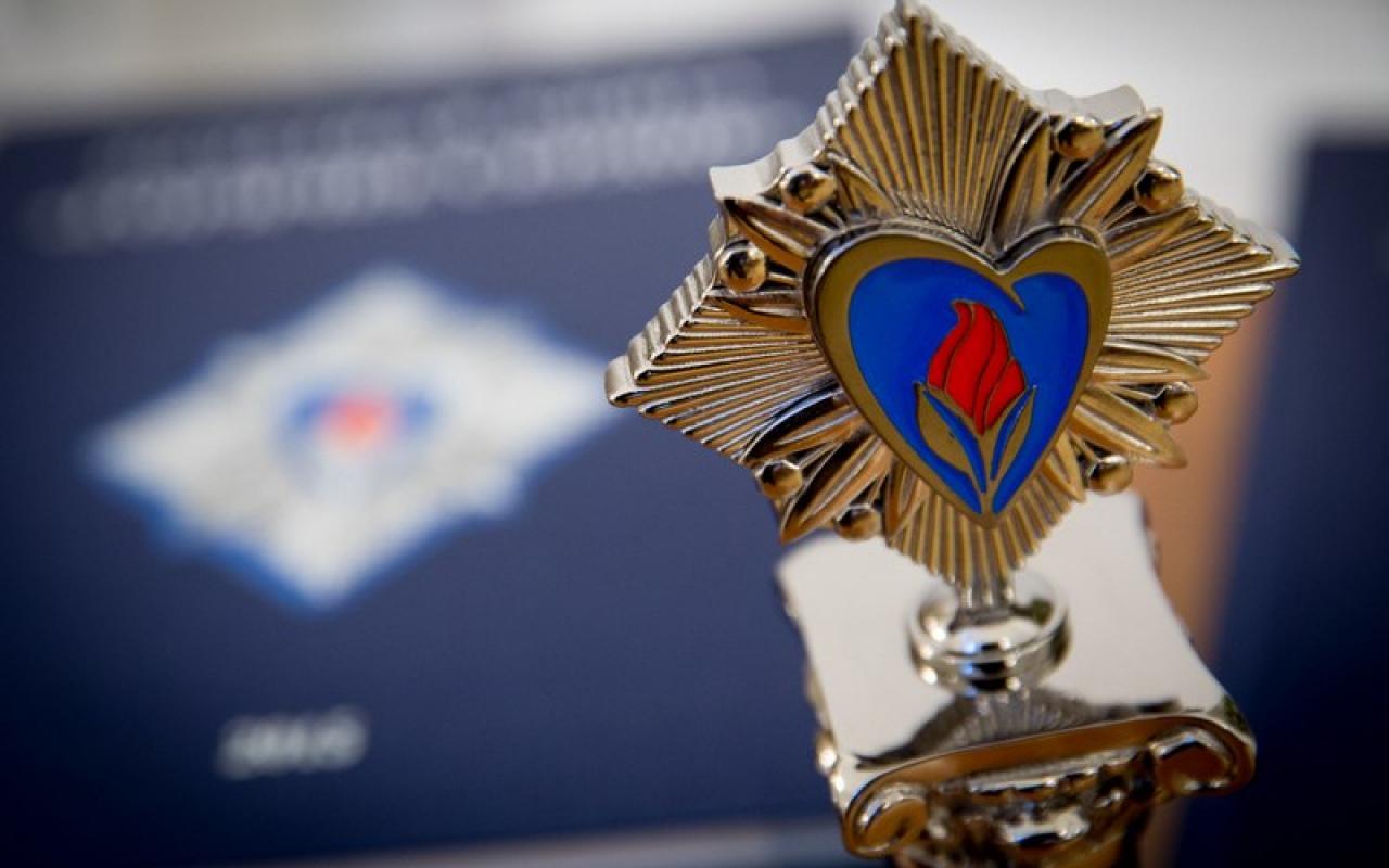 Юные жители Тверской области могут получить нагрудный знак «Горячее сердце»