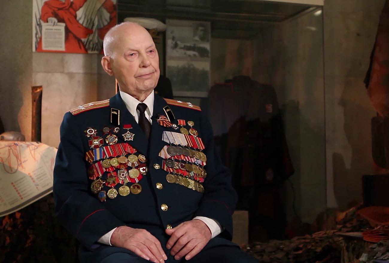 В Тверской области ветерана войны поздравили с 95-летием