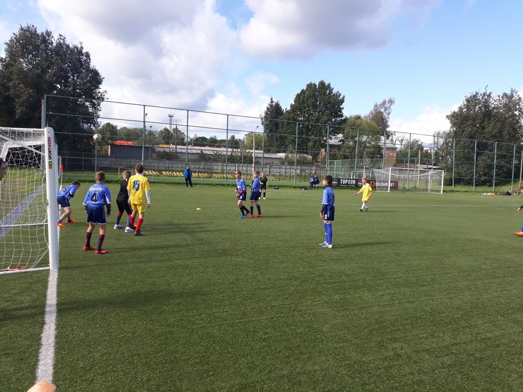 В Твери состоялся финал региональных соревнований по футболу среди детских сельских команд