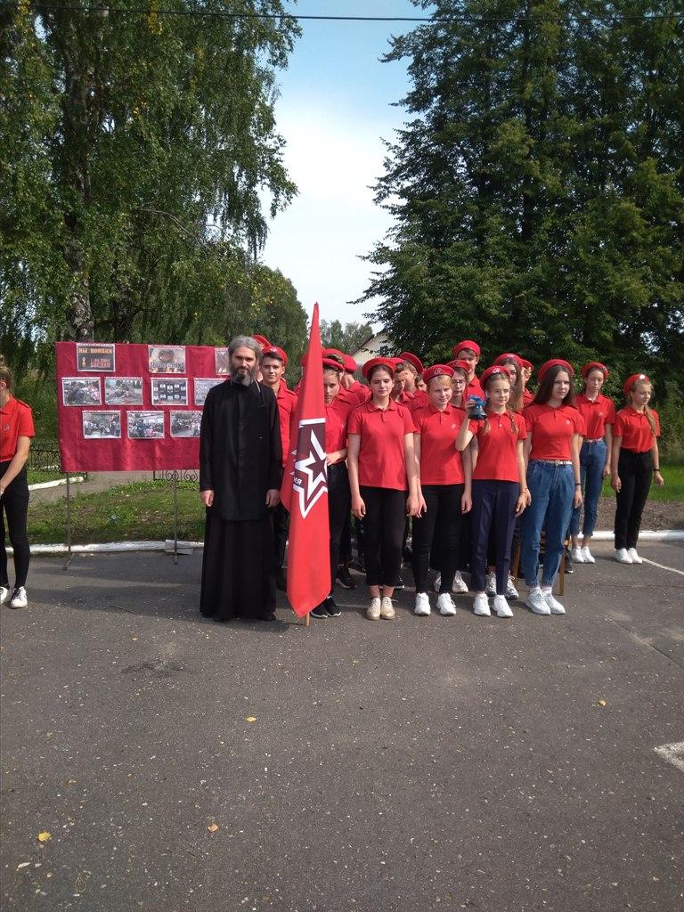 В память о Беслане: акция «Свеча Памяти» прошла в районе Тверской области