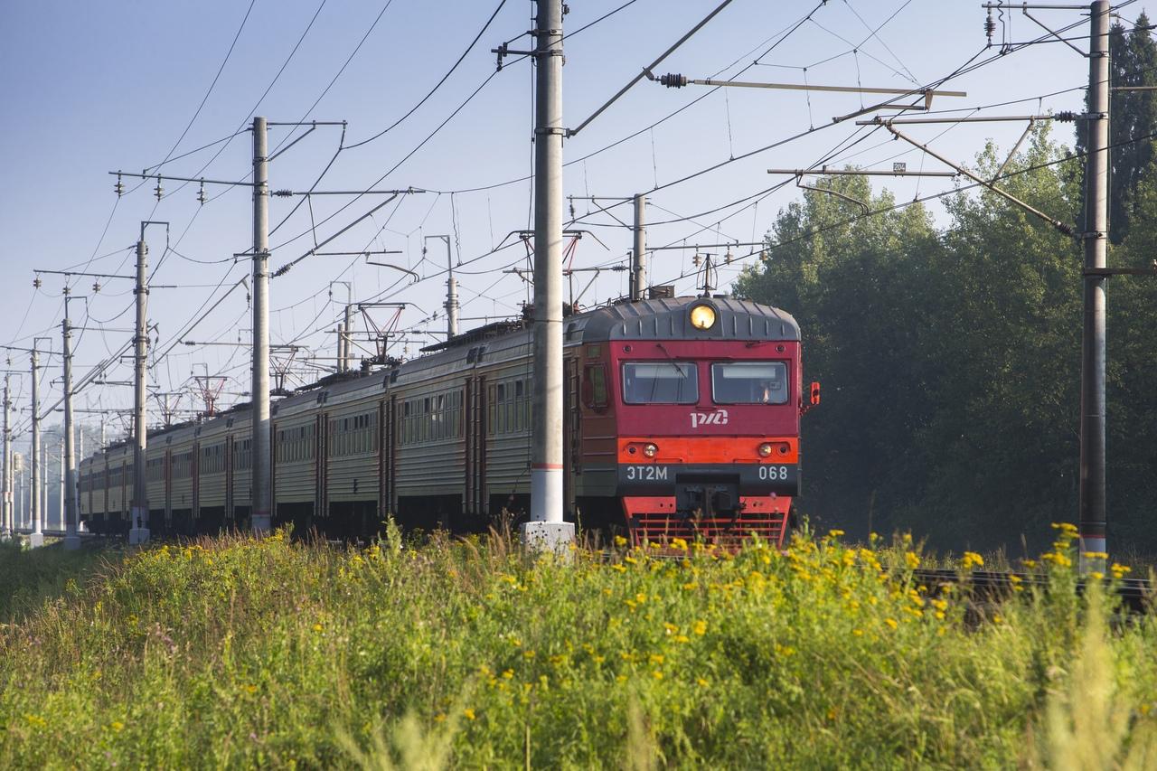 В октябре в Тверской области отменят несколько пригородных электричек