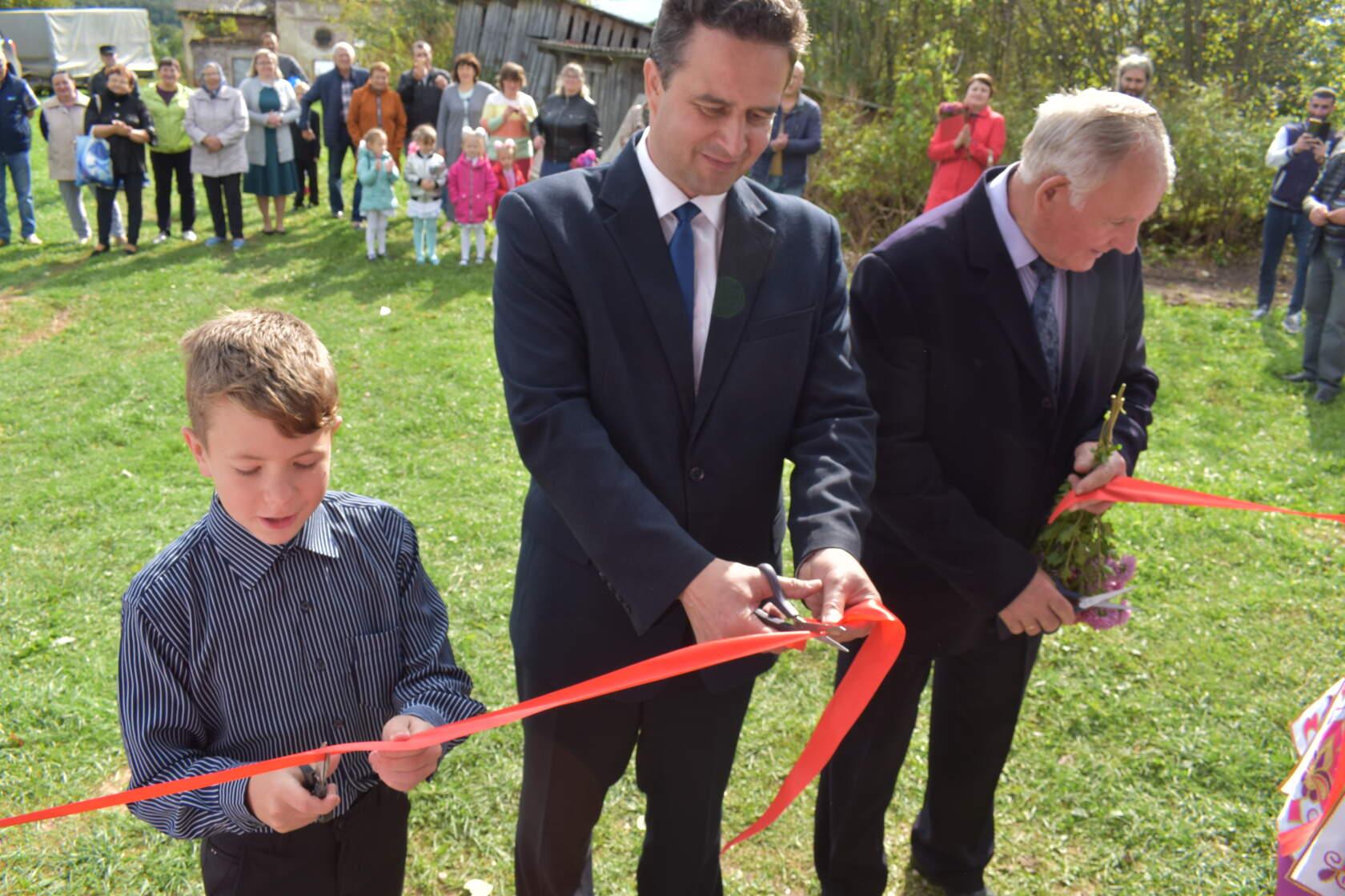 В районе Тверской области после капитального ремонта открыли досуговый центр