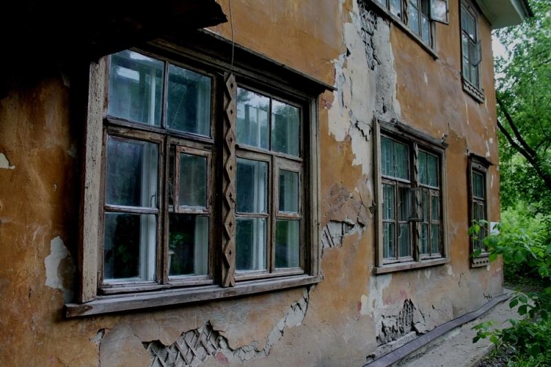В Тверской области могут начать сносить ветхое жилье