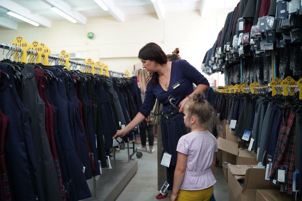Выдача бесплатной школьной формы в Тверской области будет продолжена