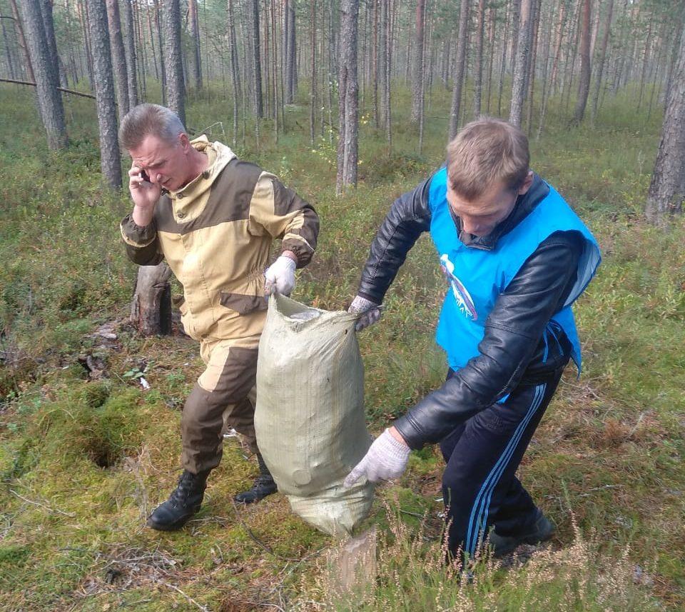 Жители Тверской области приняли участие в экологической акции «Сделаем!»