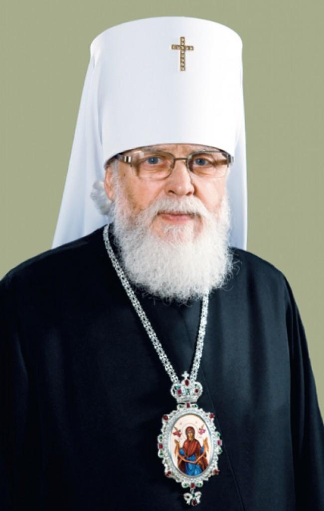 Тверской губернатор поздравил митрополита Виктора с юбилеем
