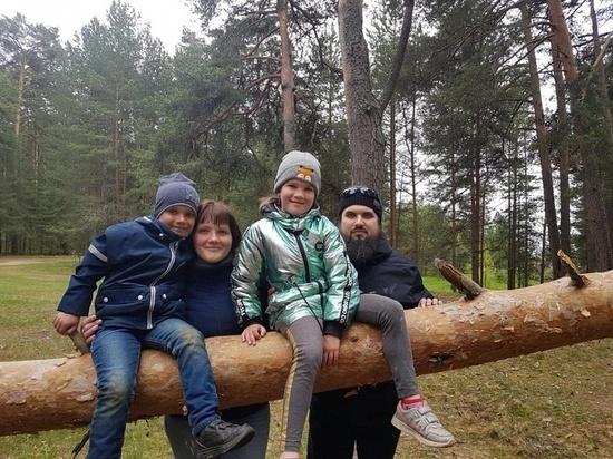 Семья Киричук из Тверской области признана одной из лучших в России