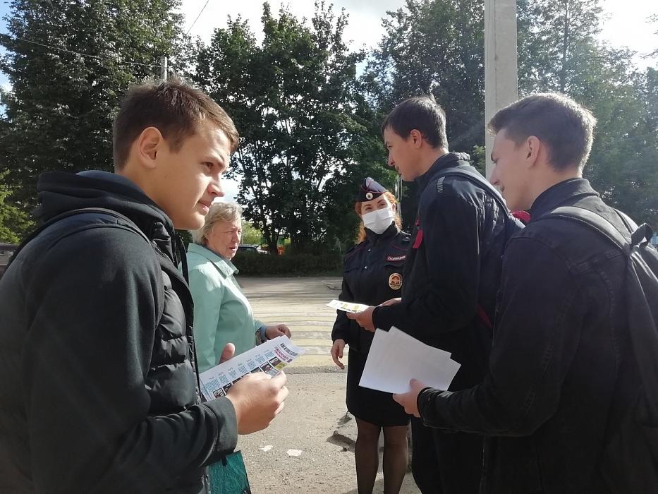Бологовские автоинспекторы рассказали о «дорожных ловушках»