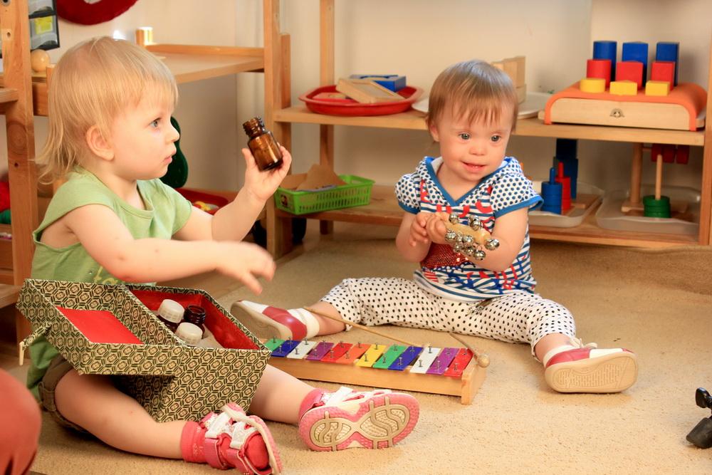 В Твери проходят соревнования для детей с особенностями здоровья