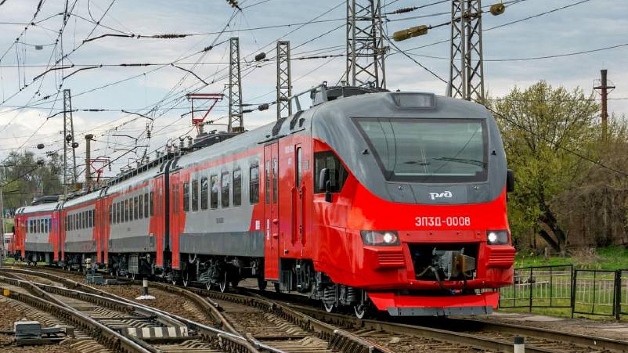 В Тверской области отменят сразу несколько пригородных поездов
