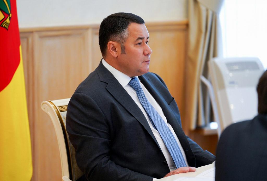 Игорь Руденя: Единый день голосования прошел в Тверской области без нарушений