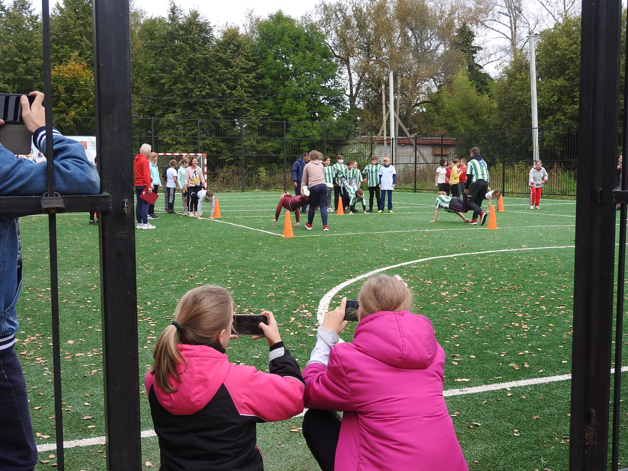 В Тверской области проходят встречи детей и молодежи со знаменитыми российскими спортсменами