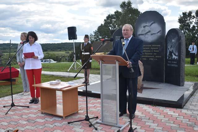 Останки советских воинов перезахоронили в районе Тверской области