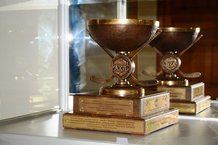 Тверские энергетики выиграли кубок Альтернативной хоккейной лиги