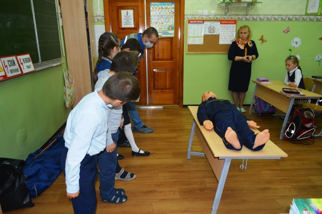 Специалисты Тверьэнерго формируют у школьников культуру безопасного обращения с электричеством