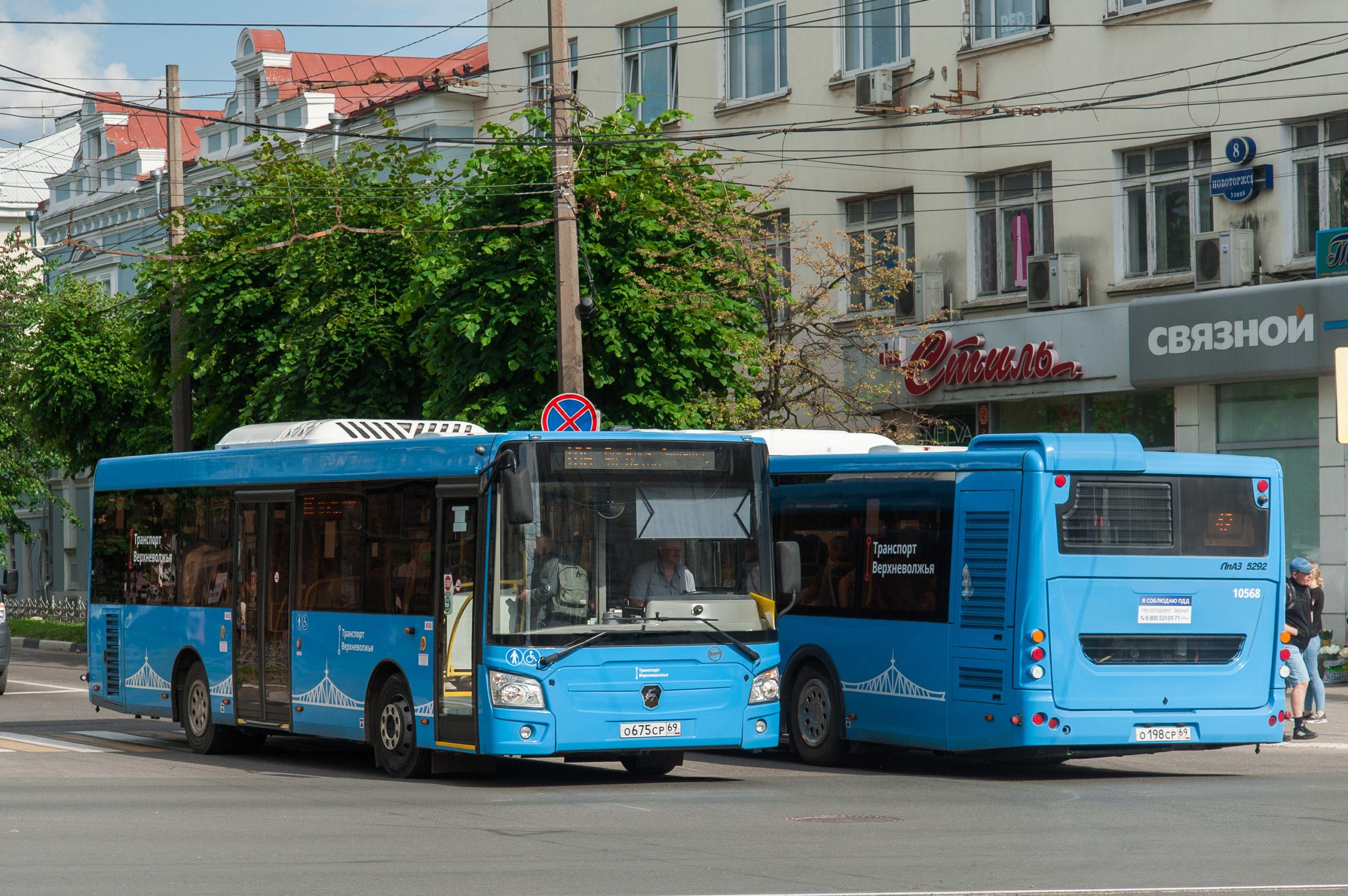 Передайте за проезд: перевозчик Тверской области определил самые популярные маршруты лета