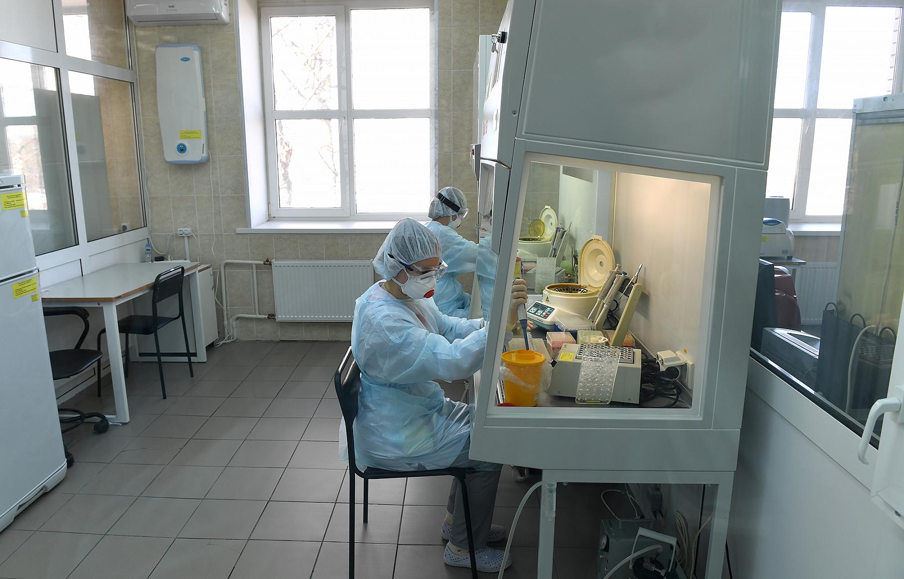 Статистика распространения коронавируса в Тверской области на 19 сентября