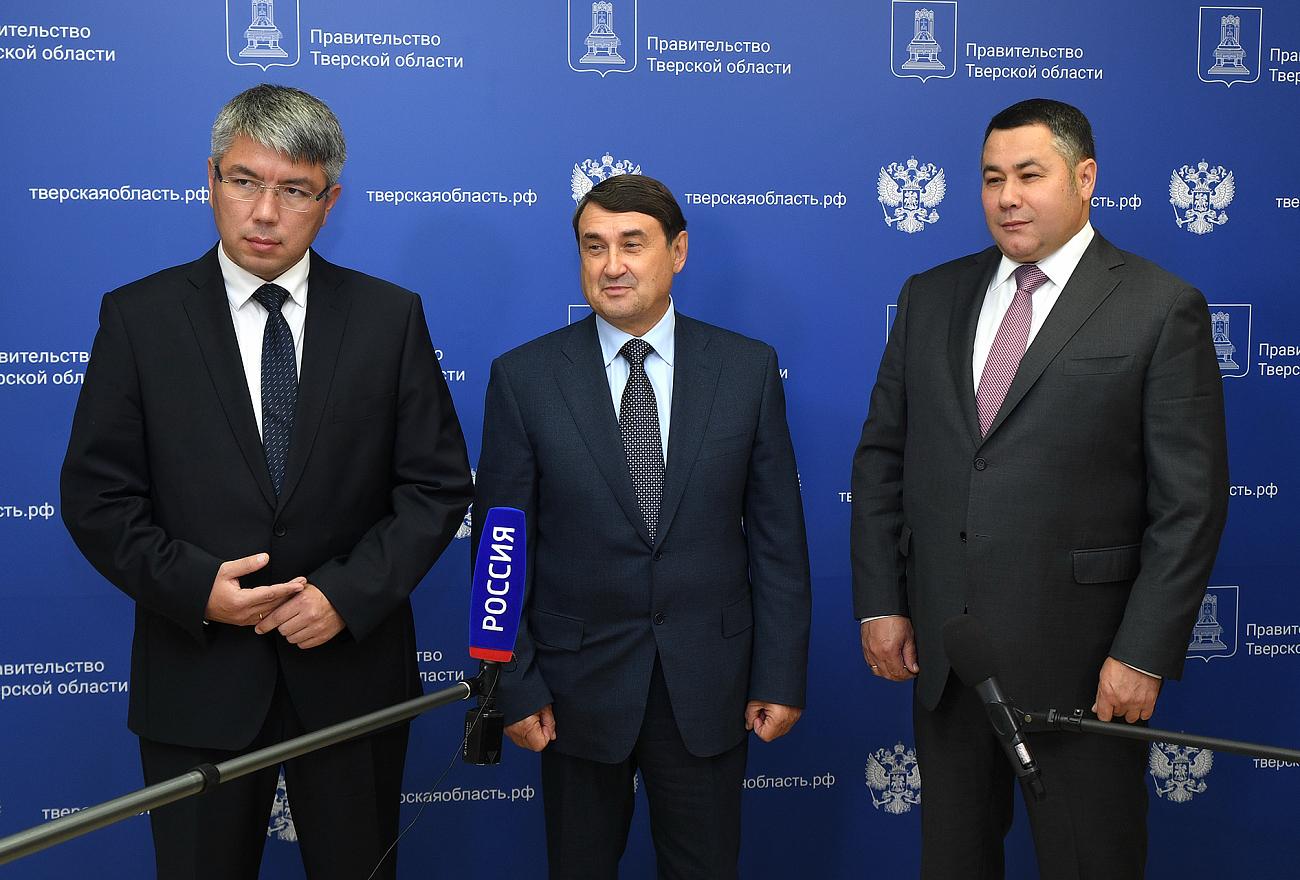 Регионы России будут перенимать передовой опыт Тверской области в пассажирских перевозках