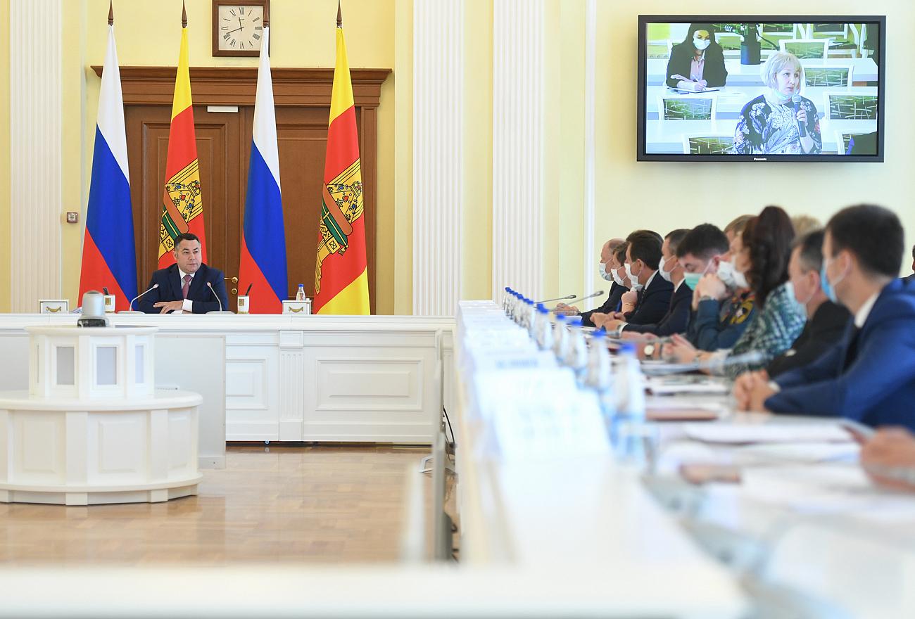Игорь Руденя: занятость подростков – это часть системы профориентации, подготовки кадров для экономики региона