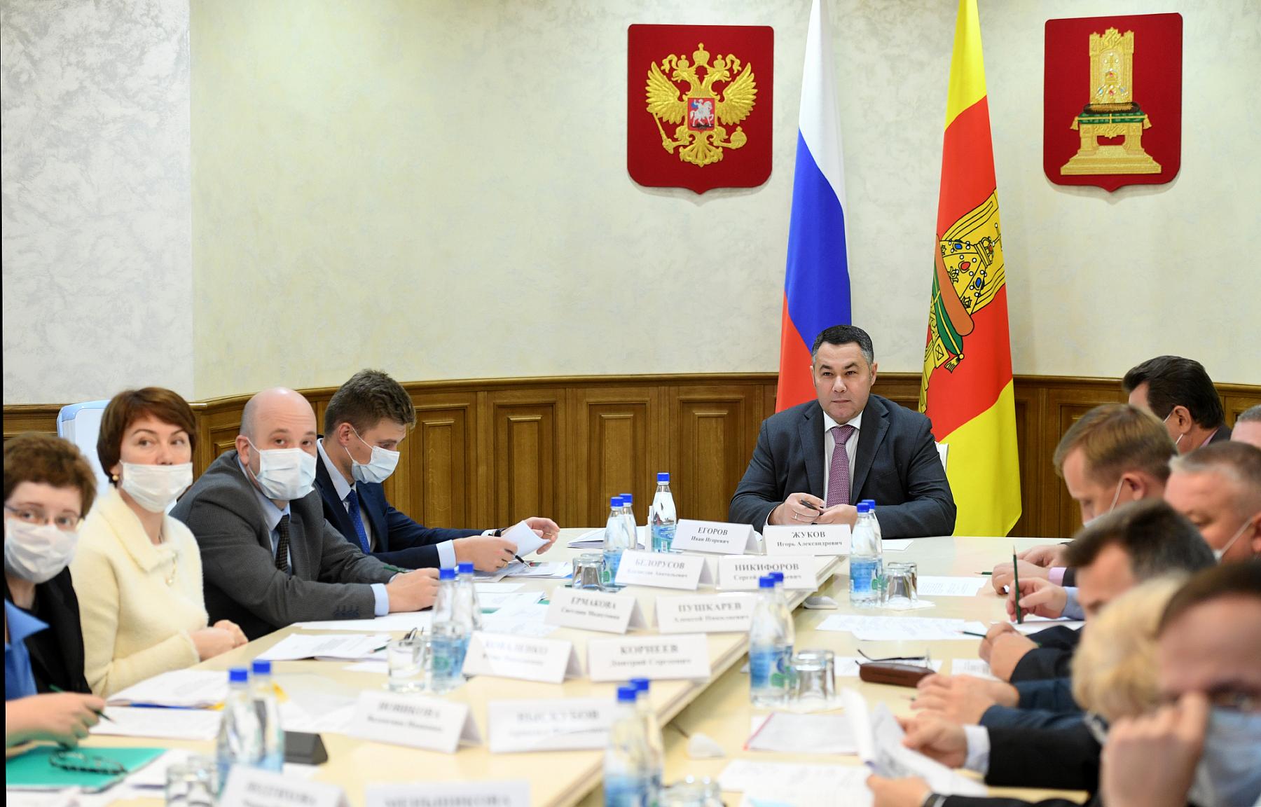 Волна ОРВИ: в Тверской области усилены меры профилактики сезонных инфекций