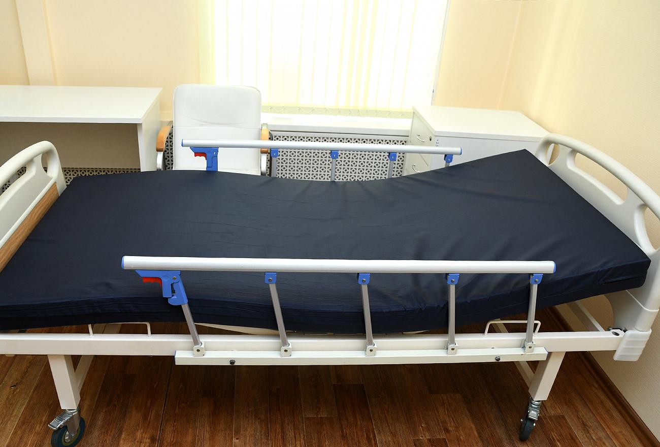 В Тверской области создали медицинскую кровать аналогичную иностранным